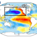 spatial pattern of the PDO (contributed by C. Deser)