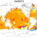 annual trends in HadSST4 (created with NCAR Climate Variability Diagnostics Package)