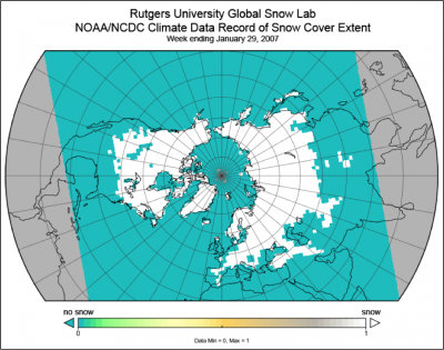 Nh Snow Cover Extent