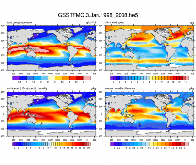 Climate Data Guide Image: GSSTF3