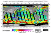 Climate Data Guide QuikSCAT image1