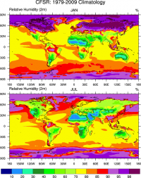 Climate Forecast System Reanalysis (CFSR) | NCAR - Climate Data Guide