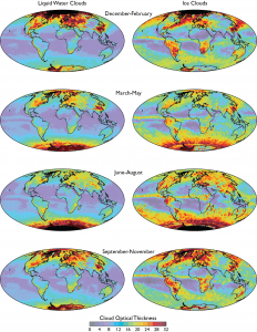 MODIS-LinearMean-Optical Thickness