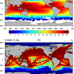 Climate Data Guide Image: ICOADS sea surface temperature