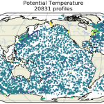 EN4 temperature profile coverage as of May 2019 (contributed by R Killick)