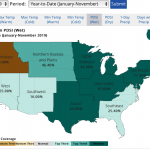 plotted at https://www.ncdc.noaa.gov/extremes/cei/regional-overview; Accessed December 2019